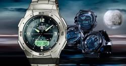 Casio Uhren - Kollektion 2013
