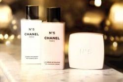 Chanel No. 5 zeigt neue Badeprodukte