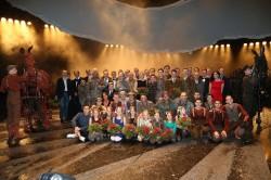 GEFÄHRTEN - Begeisterung und Erstaunen nach der Premiere