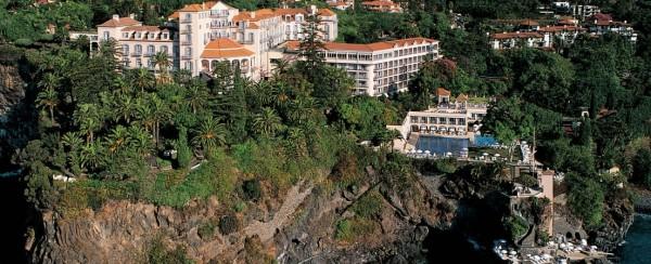 Madeira - Luxushotel Reid's Palace