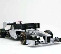 Ein Formel 1 Auto für die eigenen vier Wände