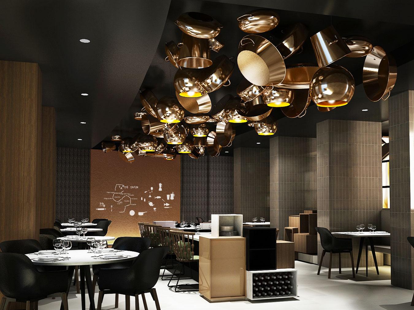 Außergewöhnlich Das Jüngste Sternerestaurant In Berlin   Cinco By Paco Perez