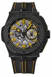 Hublot zeigt gleich drei neue Big Bang Ferrari Uhren - Ceramic Carbon