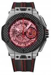 Hublot zeigt gleich drei neue Big Bang Ferrari Uhren - Titanium Carbon