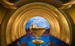 Babybett aus Gold für 12 Millionen Euro