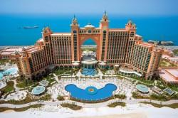 Das Atlantis Hotel in Dubai