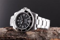 Blaken Submariner Explorer Dial - James Bond lässt grüßen