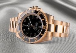 Goldene Zeiten - Blaken Submariner no date in Gold