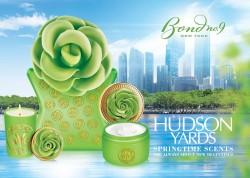Bond No 9 Hudson Yards - der neueste Duft