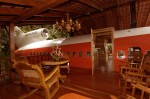 Boeing 727 mal anders als Luxushotel in Costa Rica