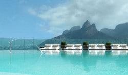 Die teuersten Hotelzimmer in Brasilien - Fasano Hotel Sao Paolo