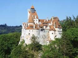 Graf Dracula's Schloss steht zum Verkauf
