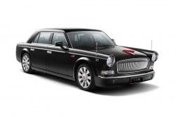 Das teuerste Auto Chinas - Hongqi L5 für über eine halbe Million Euro