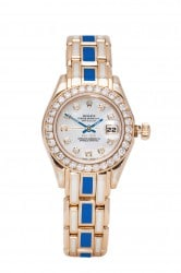 Rau-Tech Lady Datejust Pearlmaster