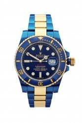 Rau-Tech Submariner Date Steel/Gold