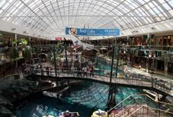Die 10 außergewöhnlichsten Einkaufszentren der Welt - West Edmonton Mall