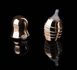 Luxusbabyflasche von Suommo