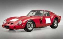 Teuerstes Auto der Welt - Ferrari GTO