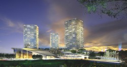 Raffles Istanbul - ein neues 5 Sterne Hotel am Bosphorus