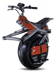 Ryno - Dieses Bike hat ein Rad ab