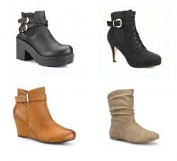 Der Stiefel-Trend für Herbst-Winter 2014 geht zu Stiefeletten