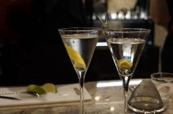 The Grey Goose Experience in Frankreich - Dry Martini