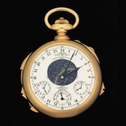 Die teuerste Uhr der Welt - Henry Graves Supercomplication