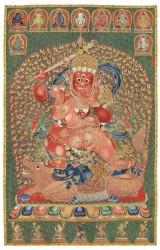 Tibetanischer Wandteppich sorgt für neuen Rekord