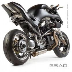 BSAR Alien Raptor - Custombike in Kleinserie