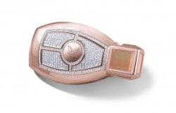 Luxus pur mit edlen Autoschlüsseln - Golden Key