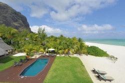 Eine eigene Villa auf Mauritius