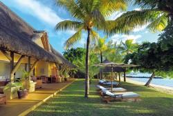Eine eigene Villa auf Mauritius - Villa des Beachcomber Hotel Paradis