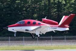 Ein ganz eigenes Flugzeug - Cirrus SF50