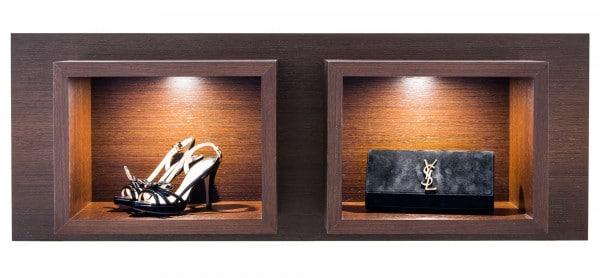 Immobilien für Luxuslabels