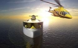 Öltanker verwandelt sich in eine Luxusyacht