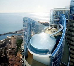Die 10 teuersten Apartments der Welt - Nummer 1: Odeon Tower, Monaco
