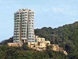 Frank Gehry in Hong Kong auf Platz Acht