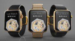 Die teuerste Apple Watch von Brikk