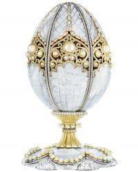 Nach fast einem Jahrhundert gibt es ein neues Fabergé Ei