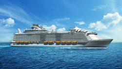 Urlaub auf dem größten Kreuzfahrtschiff der Welt - Harmony of the Seas