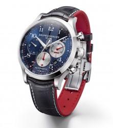 Baume & Mercier und Carroll Shelby Licensing zeigen Capeland Shelby Cobra Uhren