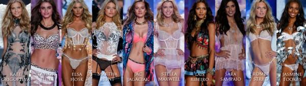 Zehn neue Engel zum niederknien - Victoria's Secret