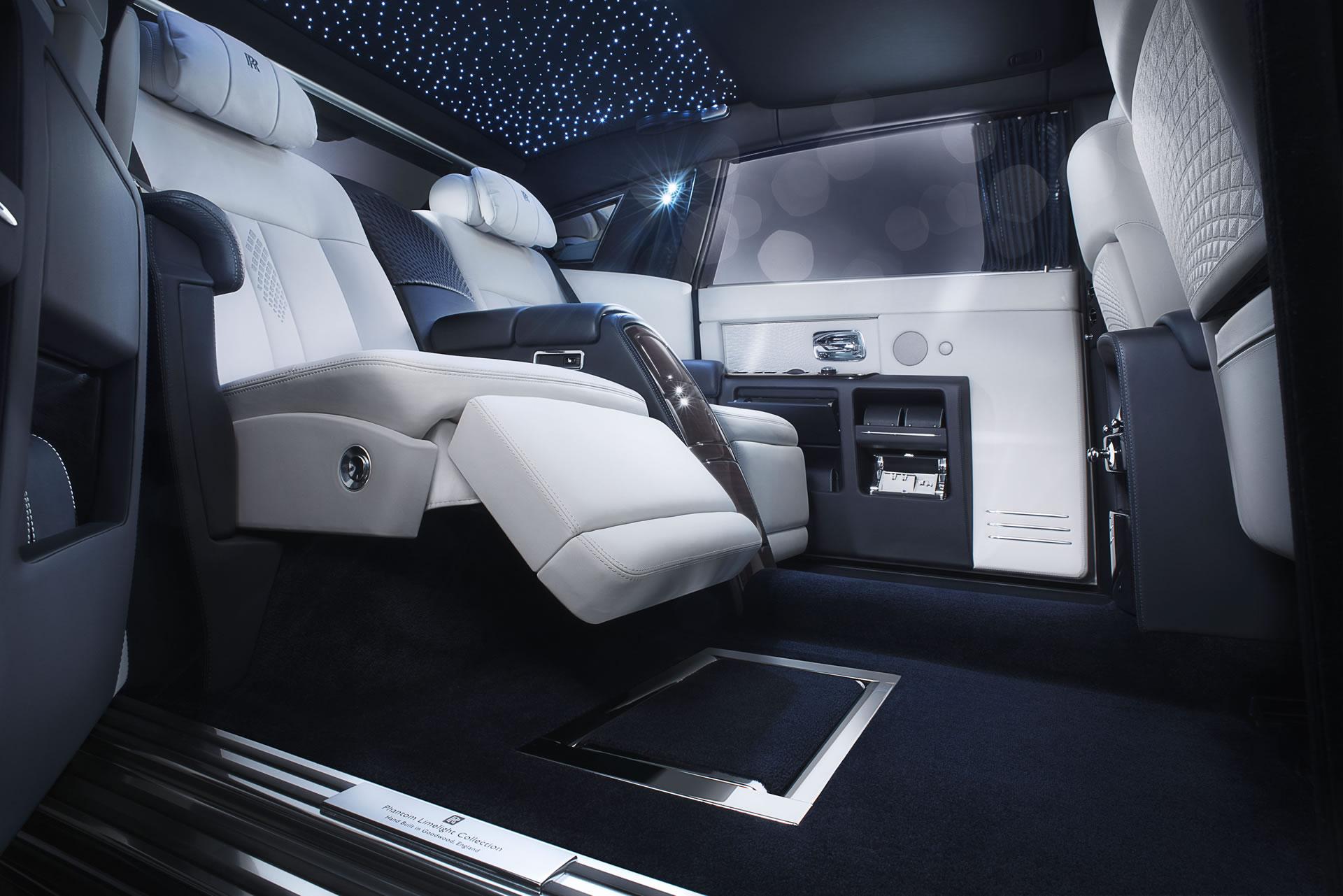 2015 Rolls Royce Phantom Limelight Wallpaper: Rolls-Royce Phantom Limelight Collection