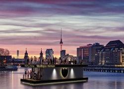 Dom Pérignon RevHouse – ein luxuriöses Hausboot