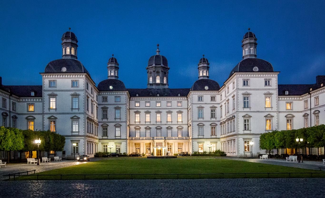Die Luxuswelt des Althoff Grandhotel Schloss Bensberg