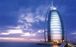 Burj Al Arab, Dubai, Vereinte Arabische Emirate