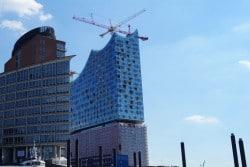 Das teuerste Gebäude Deutschlands: Elbphilharmonie, Hamburg