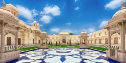 Oberoi Udaivilas - das beste Hotel der Welt