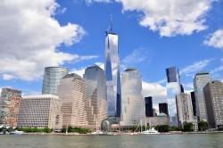 One World Trade Center, New York (by Joe Mabel)