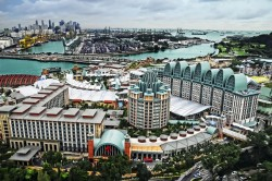 Resort World Sentosa in Singapur